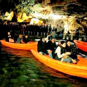 غار علیصدر گنجنامه