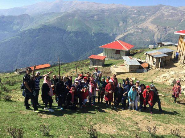 تور ماسال - تور اولسبلنگاه سفر به بهشت گیلان