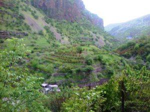 روستای دشه - جاذبههای گردشگری