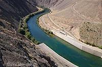 سد زاینده رود چادگان