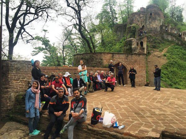 تور قلعه رودخان – تور طبیعت گردی