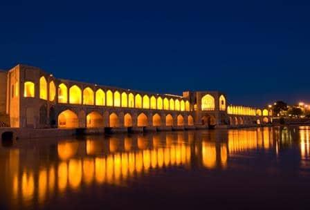 تور اصفهان سی و سه پل