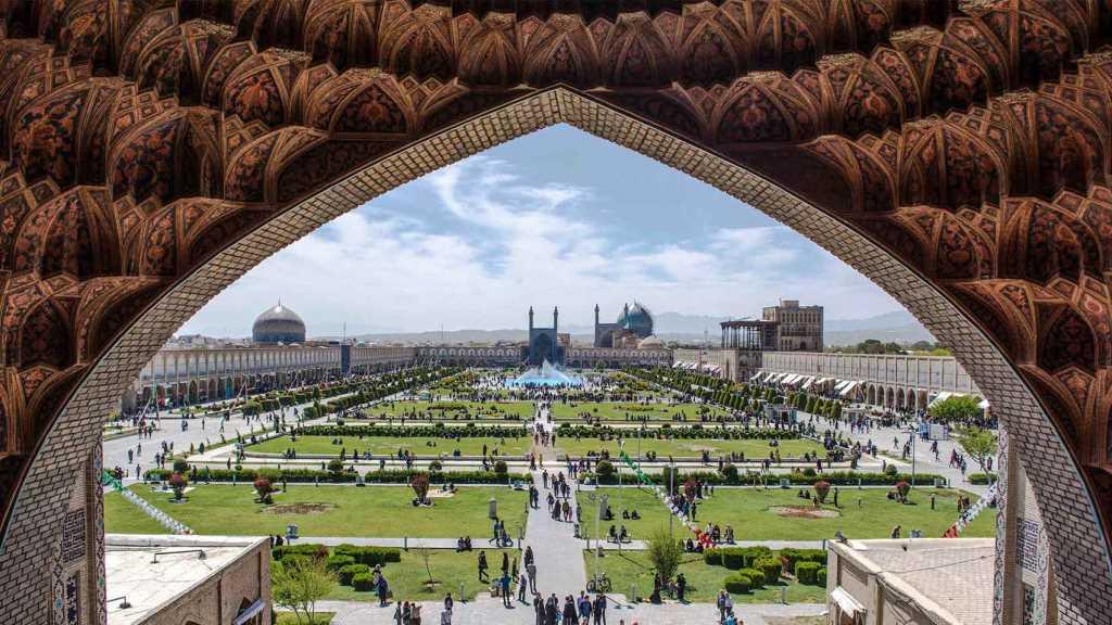 تور اصفهان میدان امام
