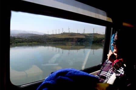ریل گردی با قطار گردشگری گیلان و بازدید از مناطق بکر رشت